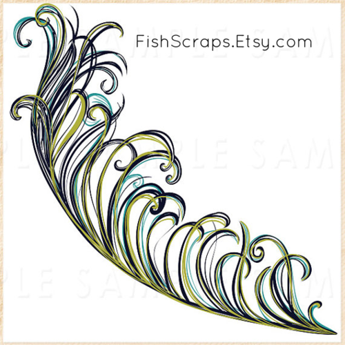 Peacock-Feather_Plume_ClipArt-Sample